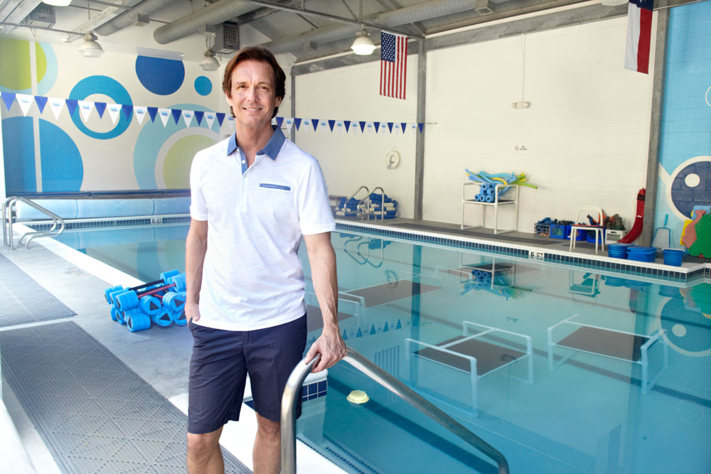 About Swimming Classes in Houston TX